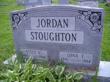 STOUGHTON, LONA E. - Stark County, Ohio | LONA E. STOUGHTON - Ohio Gravestone Photos