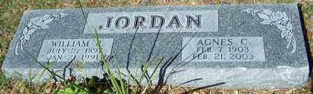 JORDAN, WILLIAM R. - Stark County, Ohio | WILLIAM R. JORDAN - Ohio Gravestone Photos