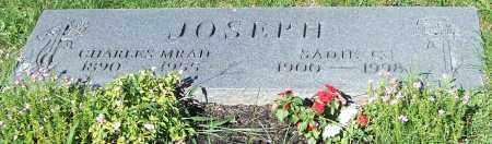 JOSEPH, CHARLES MRAD - Stark County, Ohio | CHARLES MRAD JOSEPH - Ohio Gravestone Photos