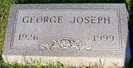 JOSEPH, GEORGE - Stark County, Ohio | GEORGE JOSEPH - Ohio Gravestone Photos