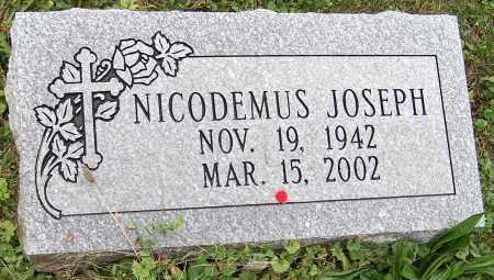 JOSEPH, NICODEMUS - Stark County, Ohio | NICODEMUS JOSEPH - Ohio Gravestone Photos