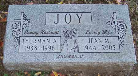 JOY, JEAN M. - Stark County, Ohio | JEAN M. JOY - Ohio Gravestone Photos