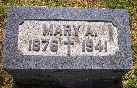 KALEY, MARY A. - Stark County, Ohio | MARY A. KALEY - Ohio Gravestone Photos