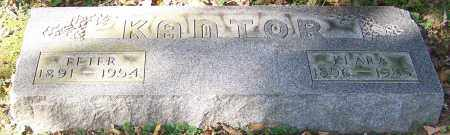 KANTOR, PETER - Stark County, Ohio | PETER KANTOR - Ohio Gravestone Photos