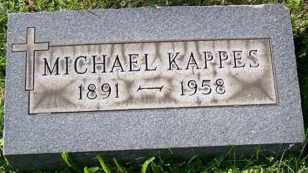 KAPPES, MICHAEL - Stark County, Ohio | MICHAEL KAPPES - Ohio Gravestone Photos