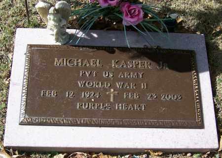 KASPER, MICHAEL (JR) - Stark County, Ohio | MICHAEL (JR) KASPER - Ohio Gravestone Photos