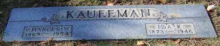 KAUFFMAN, IDA K. - Stark County, Ohio | IDA K. KAUFFMAN - Ohio Gravestone Photos