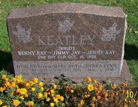 KEATLEY, BENNY RAY - Stark County, Ohio | BENNY RAY KEATLEY - Ohio Gravestone Photos