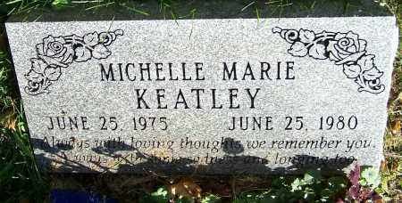 KEATLEY, MICHELLE MARIE - Stark County, Ohio | MICHELLE MARIE KEATLEY - Ohio Gravestone Photos