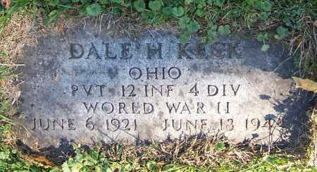 KECK, DALE H. - Stark County, Ohio | DALE H. KECK - Ohio Gravestone Photos