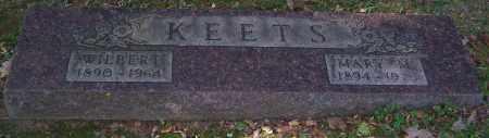 KEETS, WILBERT - Stark County, Ohio | WILBERT KEETS - Ohio Gravestone Photos