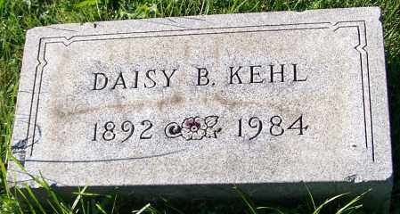 KEHL, DAISY B. - Stark County, Ohio | DAISY B. KEHL - Ohio Gravestone Photos