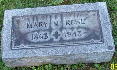 KEHL, MARY M. - Stark County, Ohio | MARY M. KEHL - Ohio Gravestone Photos