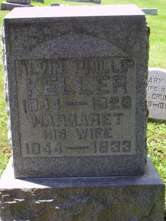 KELLER, ALVIN PHILLIP - Stark County, Ohio | ALVIN PHILLIP KELLER - Ohio Gravestone Photos