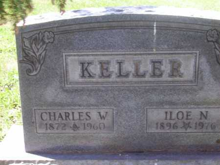 KELLER, ILOE N. - Stark County, Ohio | ILOE N. KELLER - Ohio Gravestone Photos