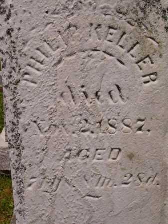 KELLER, PHILIP - Stark County, Ohio   PHILIP KELLER - Ohio Gravestone Photos