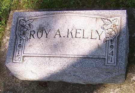 KELLY, ROY ALVIN - Stark County, Ohio | ROY ALVIN KELLY - Ohio Gravestone Photos