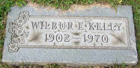 KELLY, WILBUR E. - Stark County, Ohio | WILBUR E. KELLY - Ohio Gravestone Photos