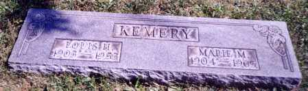 KEMERY, LOUIS H. - Stark County, Ohio | LOUIS H. KEMERY - Ohio Gravestone Photos