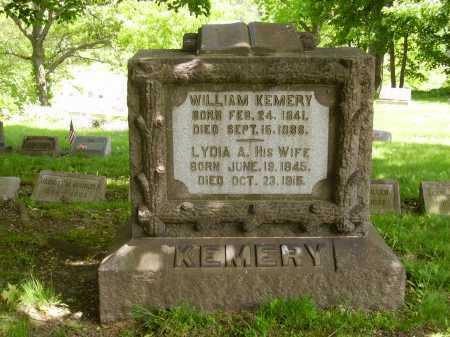 KEMERY, WILLIAM - Stark County, Ohio | WILLIAM KEMERY - Ohio Gravestone Photos
