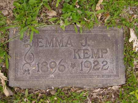 KEMP, EMMA J. - Stark County, Ohio | EMMA J. KEMP - Ohio Gravestone Photos