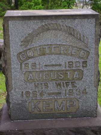 KEMP, GOTTFRIED - Stark County, Ohio | GOTTFRIED KEMP - Ohio Gravestone Photos