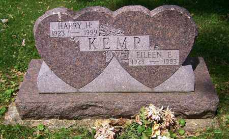 KEMP, HARRY H. - Stark County, Ohio | HARRY H. KEMP - Ohio Gravestone Photos