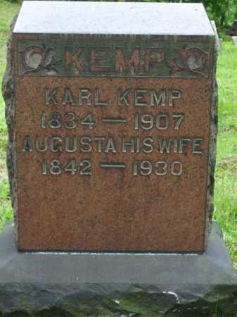 KEMP, KARL - Stark County, Ohio | KARL KEMP - Ohio Gravestone Photos