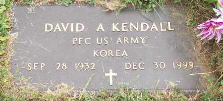 KENDALL, DAVID A. - Stark County, Ohio | DAVID A. KENDALL - Ohio Gravestone Photos