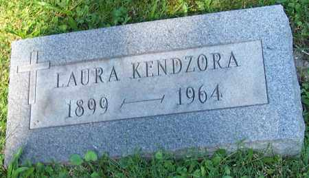 KENDZORA, LAURA - Stark County, Ohio | LAURA KENDZORA - Ohio Gravestone Photos