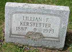 KERSTETTER, LILLIAN F. - Stark County, Ohio | LILLIAN F. KERSTETTER - Ohio Gravestone Photos