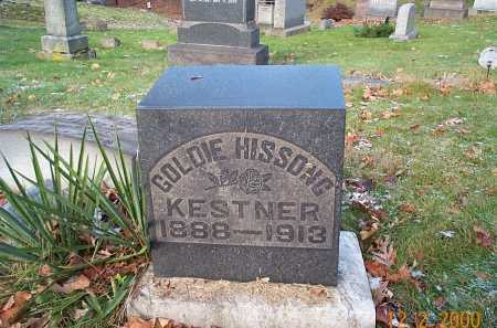 KESTNER, GOLDIE CELIA - Stark County, Ohio | GOLDIE CELIA KESTNER - Ohio Gravestone Photos