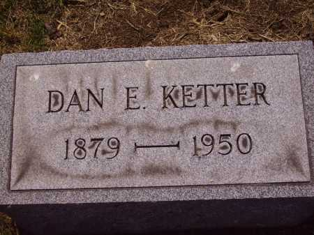 KETTER, DAN E. - Stark County, Ohio | DAN E. KETTER - Ohio Gravestone Photos