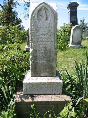 KEYSER, AARON - Stark County, Ohio | AARON KEYSER - Ohio Gravestone Photos