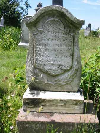 KEYSER, ELIZABETH - Stark County, Ohio | ELIZABETH KEYSER - Ohio Gravestone Photos