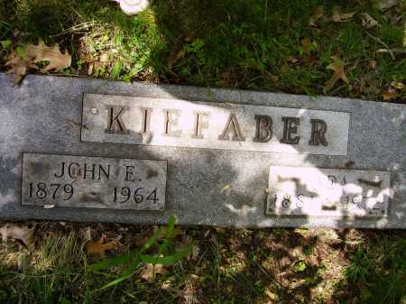 KIEFABER, ADA - Stark County, Ohio | ADA KIEFABER - Ohio Gravestone Photos