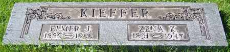 KIEFFER, ELMER J. - Stark County, Ohio | ELMER J. KIEFFER - Ohio Gravestone Photos