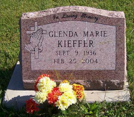 KIEFFER, GLENDA MARIE - Stark County, Ohio | GLENDA MARIE KIEFFER - Ohio Gravestone Photos