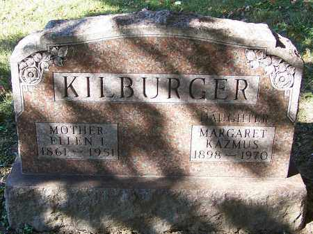KILBURGER KAZMUS, MARGARET - Stark County, Ohio | MARGARET KILBURGER KAZMUS - Ohio Gravestone Photos