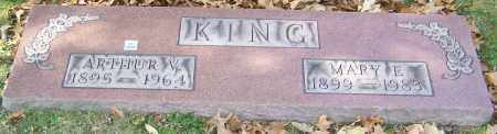 KING, ARTHUR V. - Stark County, Ohio | ARTHUR V. KING - Ohio Gravestone Photos