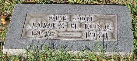 KING, JAMES H. - Stark County, Ohio | JAMES H. KING - Ohio Gravestone Photos