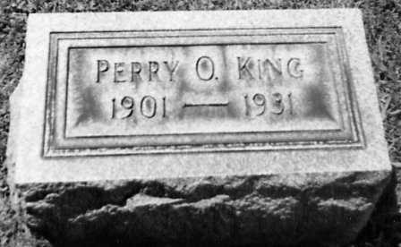 KING, PERRY O. - Stark County, Ohio | PERRY O. KING - Ohio Gravestone Photos