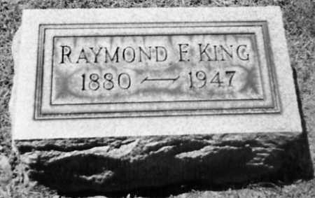KING, RAYMOND F. - Stark County, Ohio | RAYMOND F. KING - Ohio Gravestone Photos