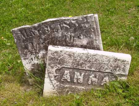 KIRK, ANNA - Stark County, Ohio | ANNA KIRK - Ohio Gravestone Photos