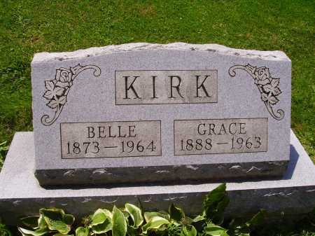 KIRK, BELLE - Stark County, Ohio | BELLE KIRK - Ohio Gravestone Photos