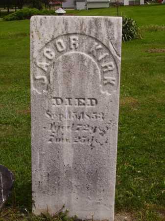 KIRK, JACOB - Stark County, Ohio | JACOB KIRK - Ohio Gravestone Photos