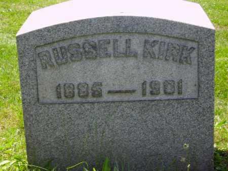 KIRK, RUSSELL - Stark County, Ohio | RUSSELL KIRK - Ohio Gravestone Photos