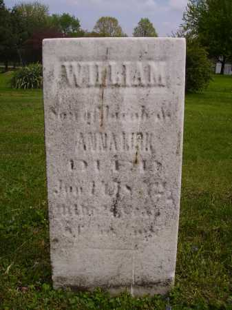 KIRK, WILLIAM - Stark County, Ohio | WILLIAM KIRK - Ohio Gravestone Photos