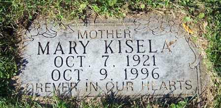 KISELA, MARY - Stark County, Ohio | MARY KISELA - Ohio Gravestone Photos