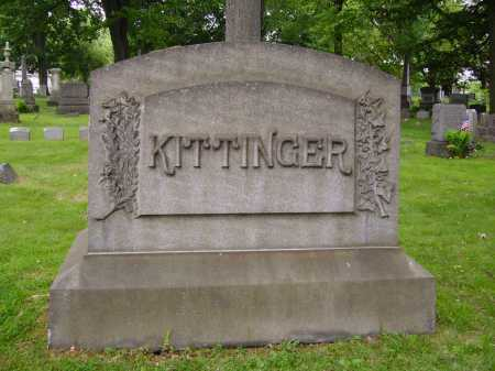 KITTINGER, ABRAHAM R - MONUMENT - Stark County, Ohio | ABRAHAM R - MONUMENT KITTINGER - Ohio Gravestone Photos